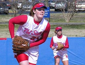 Volunteer State Community College - Image: Softball 3 06 pitch 139