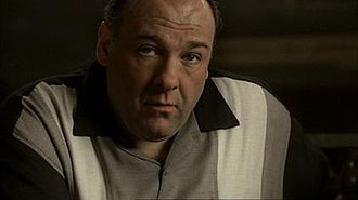 "Made in America (The Sopranos) - The final shot of Tony Soprano in ""Made in America"""
