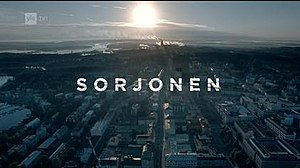 Bordertown (Finnish TV series) - Title card.