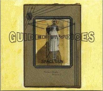 Space Gun (album) - Image: Space Gun (album cover)