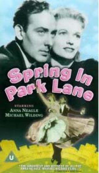 Spring in Park Lane - Image: Spring in Park Lane