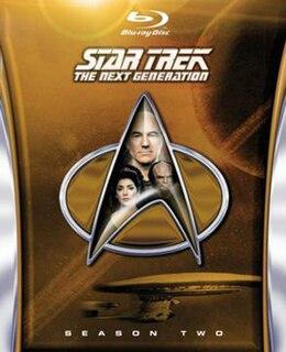 <i>Star Trek: The Next Generation</i> (season 2)