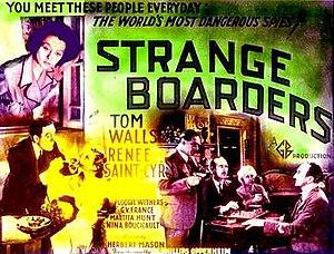 Strange Boarders - Image: Strangeboarders