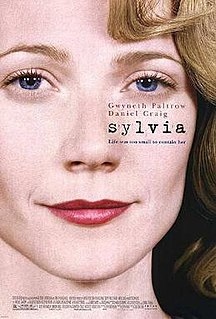 <i>Sylvia</i> (2003 film) 2003 film by Christine Jeffs