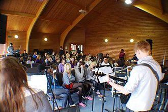 Twyford Church of England High School - Twyford Fellowship Senior Weekend 2009