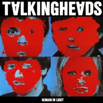 Remain in Light - Image: Talking Heads Remainin Light