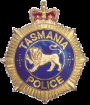 Tasmania Police - Image: Tasmania Police crest