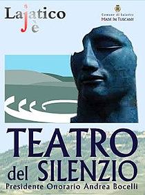 Teatro Del Silenzio Wikipedia