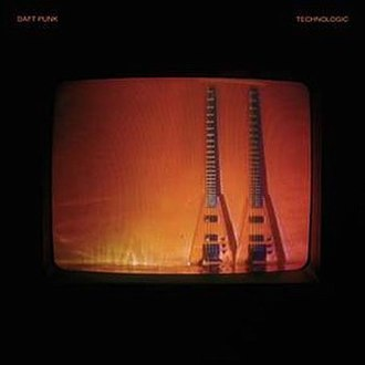 Technologic - Image: Technologic.Daft Punk.single