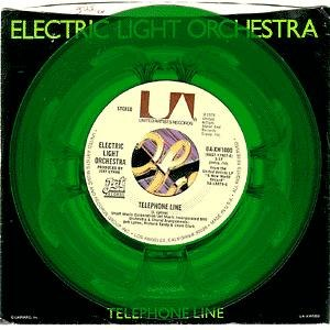 Telephone Line (song) - Image: Telephone Line Cover