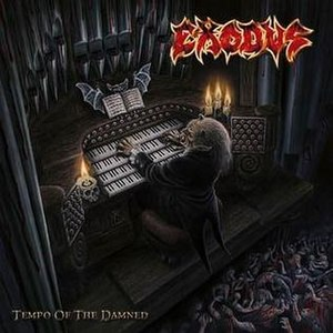 Tempo of the Damned - Image: Tempo Of The Damned (musical album)
