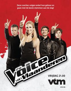 The Voice van Vlaanderen - Wikipedia