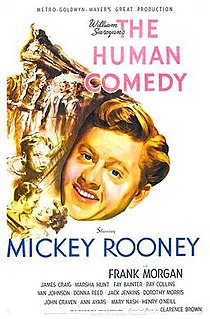<i>The Human Comedy</i> (film) 1943 film