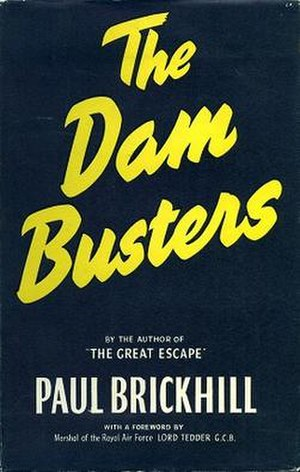 The Dam Busters (book) - First edition (publ. Evans Brothers)