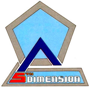 The 5th Dimension (ride) - Image: The 5th Dimension (ride) logo