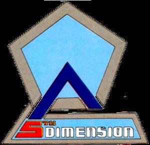 The 5th Dimension (ride) - Image: The 5th Dimension (ride) logo