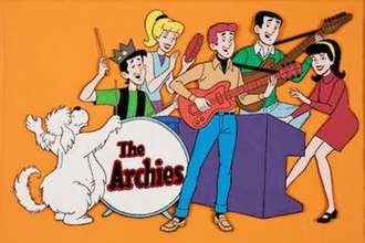 The Archies - Image: The Archie Show