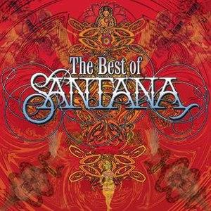The Best of Santana - Image: The Best of Santana