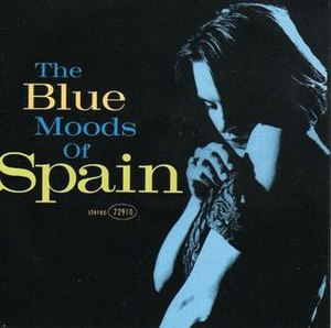 The Blue Moods of Spain - Image: The Blues Moods of Spain cover