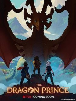 The Dragon Prince Wikipedia