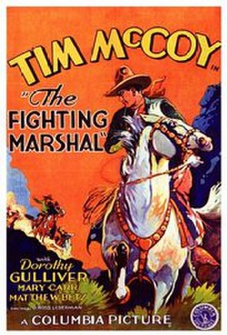 The Fighting Marshal - Film poster