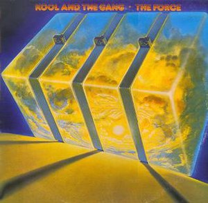 The Force (Kool & the Gang album) - Image: The Force 1977