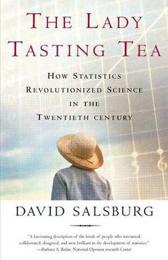 The Lady Tasting Tea - English edition