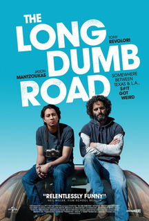 <i>The Long Dumb Road</i> 2018 film directed by Hannah Fidell