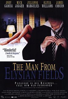 <i>The Man from Elysian Fields</i> 2001 film by George Hickenlooper