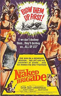 <i>The Naked Brigade</i> 1965 film by Maury Dexter