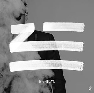 The Nightday - Image: The Nightday EP Zhu