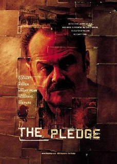 <i>The Pledge</i> (film) 2001 film by Sean Penn