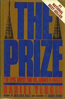 <i>The Prize: The Epic Quest for Oil, Money, and Power</i> Book