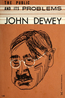 <i>The Public and its Problems</i> Book by John Dewey