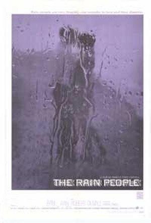 The Rain People - Theatrical release poster