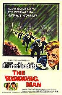 <i>The Running Man</i> (1963 film) 1963 film by Carol Reed