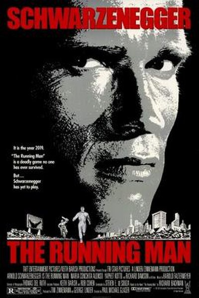 Picture of a movie: The Running Man