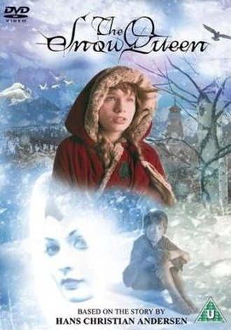 The Snow Queen (2005 film) - DVD cover