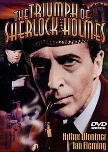 La Triumfo de Sherlock Holmes FilmPoster.jpeg