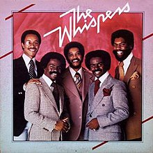 The Whispers (album) - Wikipedia