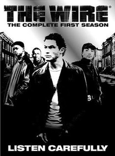 <i>The Wire</i> (season 1) season of television series