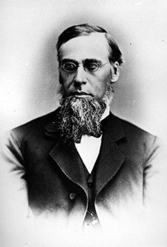 Theophilus C. Abbot - Image: Theophilus C Abbot
