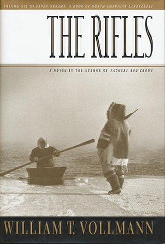 The Rifles (novel) - First edition cover