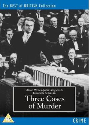 Three Cases of Murder - Image: Three Cases of Murder Video Cover