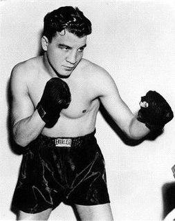 Tippy Larkin American boxer