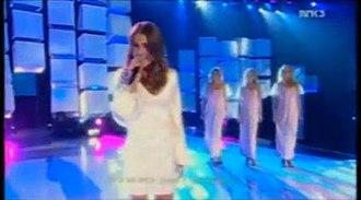 Norway in the Eurovision Song Contest 2009 - Tone Damli Aaberge