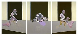 Triptych, May–June 1973 - Triptych–August 1972 (1972). Tate, London
