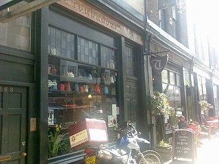 The Troubadour, London