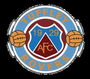 Tuffley Rovers F.C. - Image: Tuffley Rovers F.C. logo