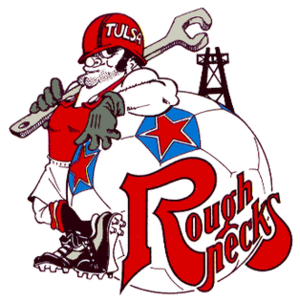 Tulsa Roughnecks (1978–84) - Image: Tulsa Roughnecks